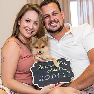 Save The Date Stella e Felipe