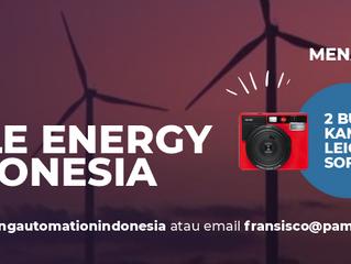 SAYEMBARA FOTO RENEWABLE ENERGY UNTUK INDONESIA
