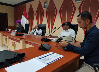 COMMISSION VII DPR COOPERATIVES PJCI TO SUPPORT NTT PROVINCE TO MAKE NTT-JAWA ELECTRIC CORRIDORS