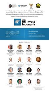 ReInvest JAPAN on Smart Grid