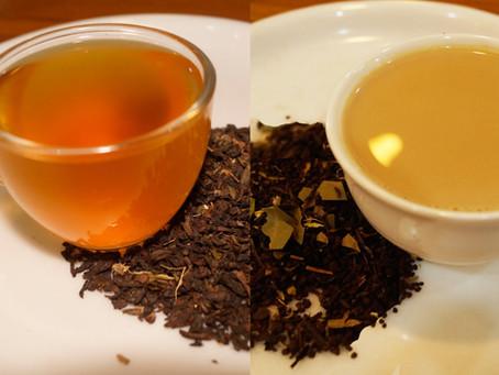 Masala Milk Tea Vs Masala Black Tea