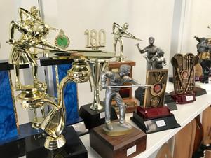 Pool / Snooker Figures / Awards