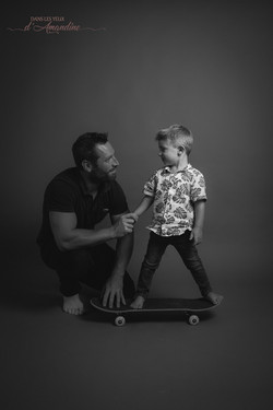 2020 06 Tout comme Papa Charles & Lucas-