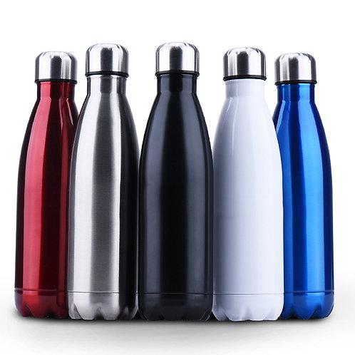 Trinkflaschen in diversen Farben