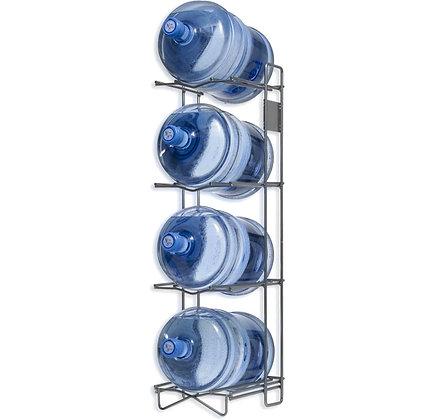 Lagergestell für Gallonen 4er-Rack