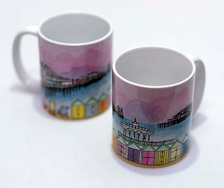 'Daytripper' Mug by Clare Harms
