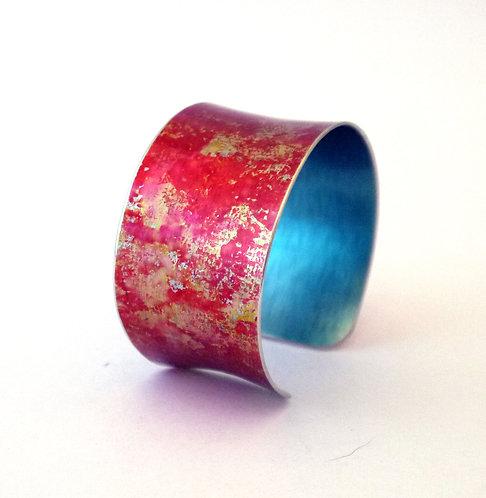 'Canopy' Cuff Bracelet by Miranda Peckitt