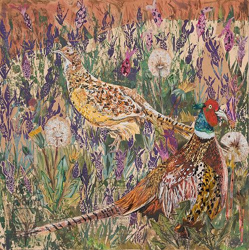 Lavender Garden by Clare O'Neill