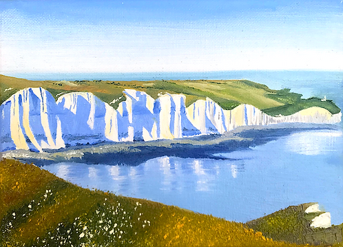 Seven Sisters by Emily Grocott