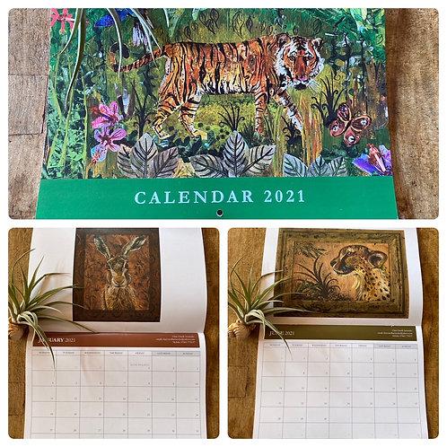 2021 Calendar by Clare O'Neill