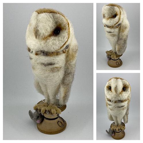 Ocar the Owl by Joanna Rawlings