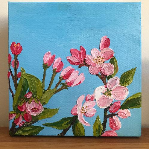 Cherry Blossom by Emily Grocott