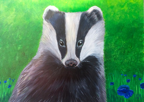 Bewitching Badger by Julie McDonald