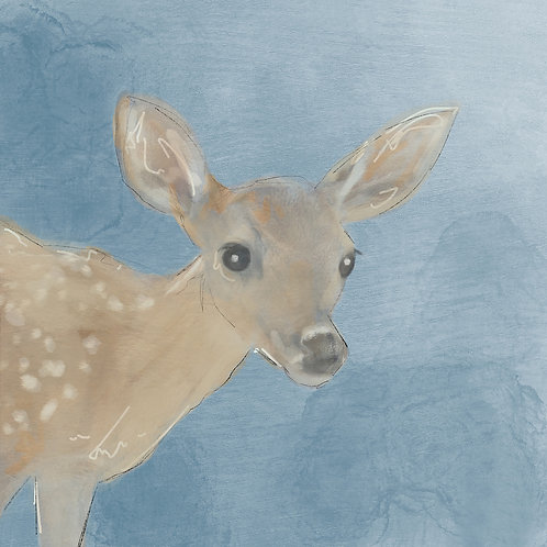 Deer by Samantha Hall