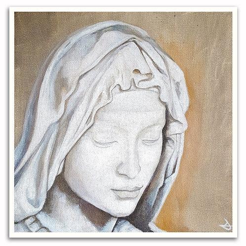 Pieta II by Duncan Allan