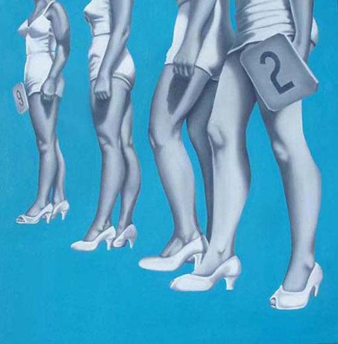 The Beauty Contest by Jill Iliffe