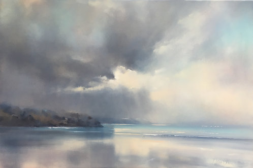 Clouds Shifting by Claire Grose