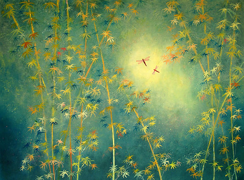 Dragon Flies by Serena Sussex