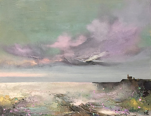 Purple Sky by Nicky Edwards