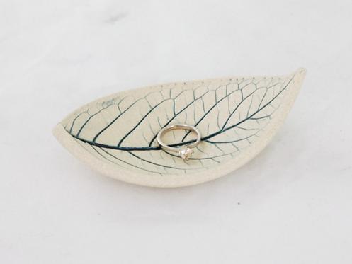 Leaf Bowl by Cat Brown