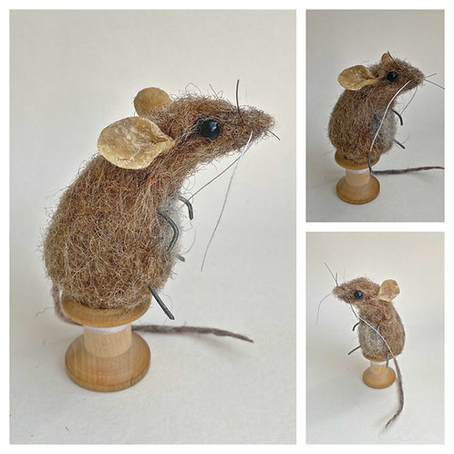 Mrs Molly Mouse by Joanna Rawlings