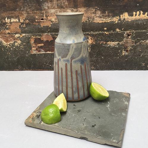 Shades of Flint Carafe by Gill Harvey