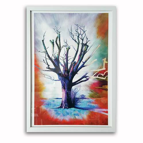 Tree of Life Print by Duncan Allan