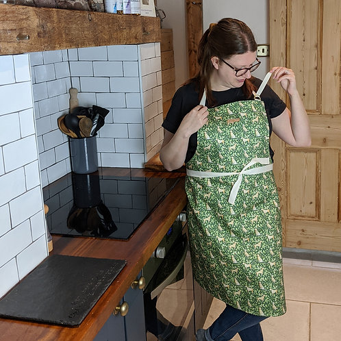 'Golden Labrador' Apron by Samantha Hall