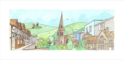 Hurstpierpoint by Clare Harms