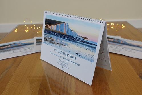 2021 Calendar by Emily Grocott