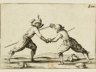 """Webinaire gratuit : """"L'escrime : de la Renaissance à la Grande Guerre, du duel à l'assaut"""""""