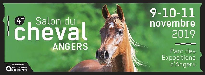 Salon du cheval ANGERS 2019