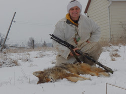 2011 Coyote Hunting