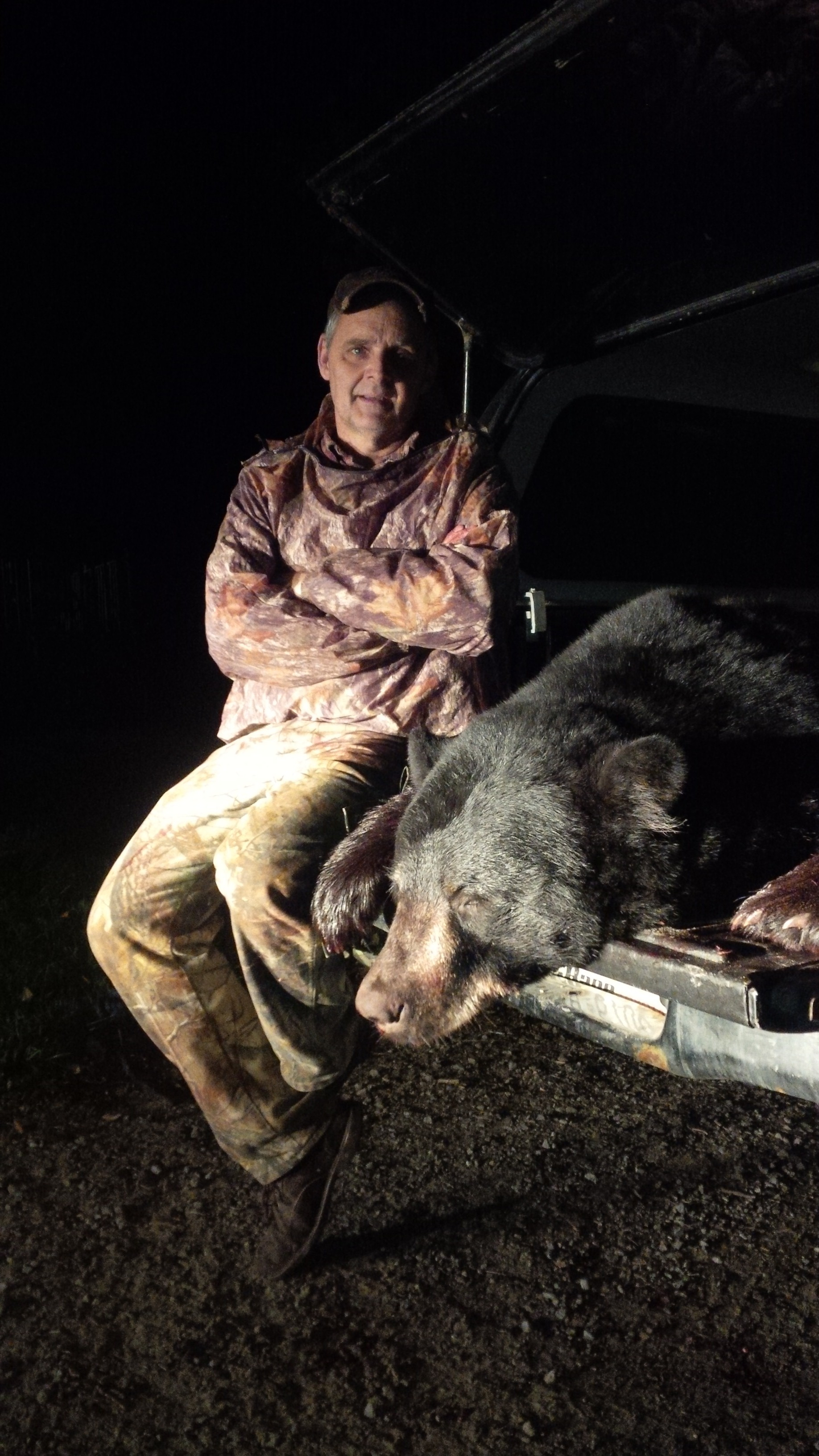 2014 Fall Bear Hunt