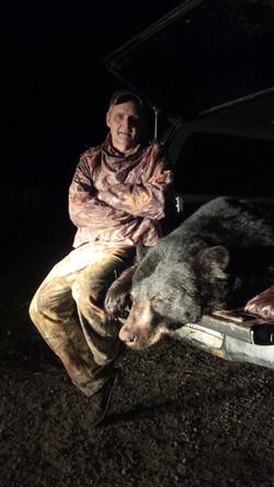 2014 Fall Bear Hunt