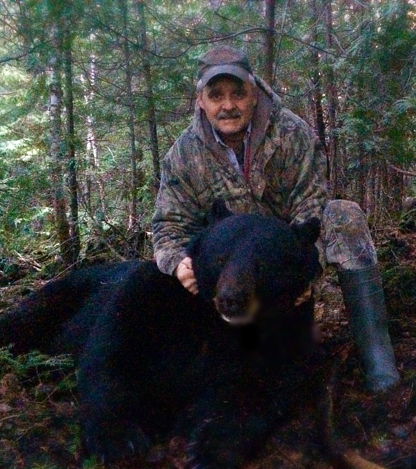 2016 Fall Bear Hunt