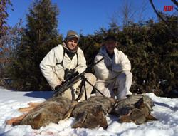 Great morning hunt