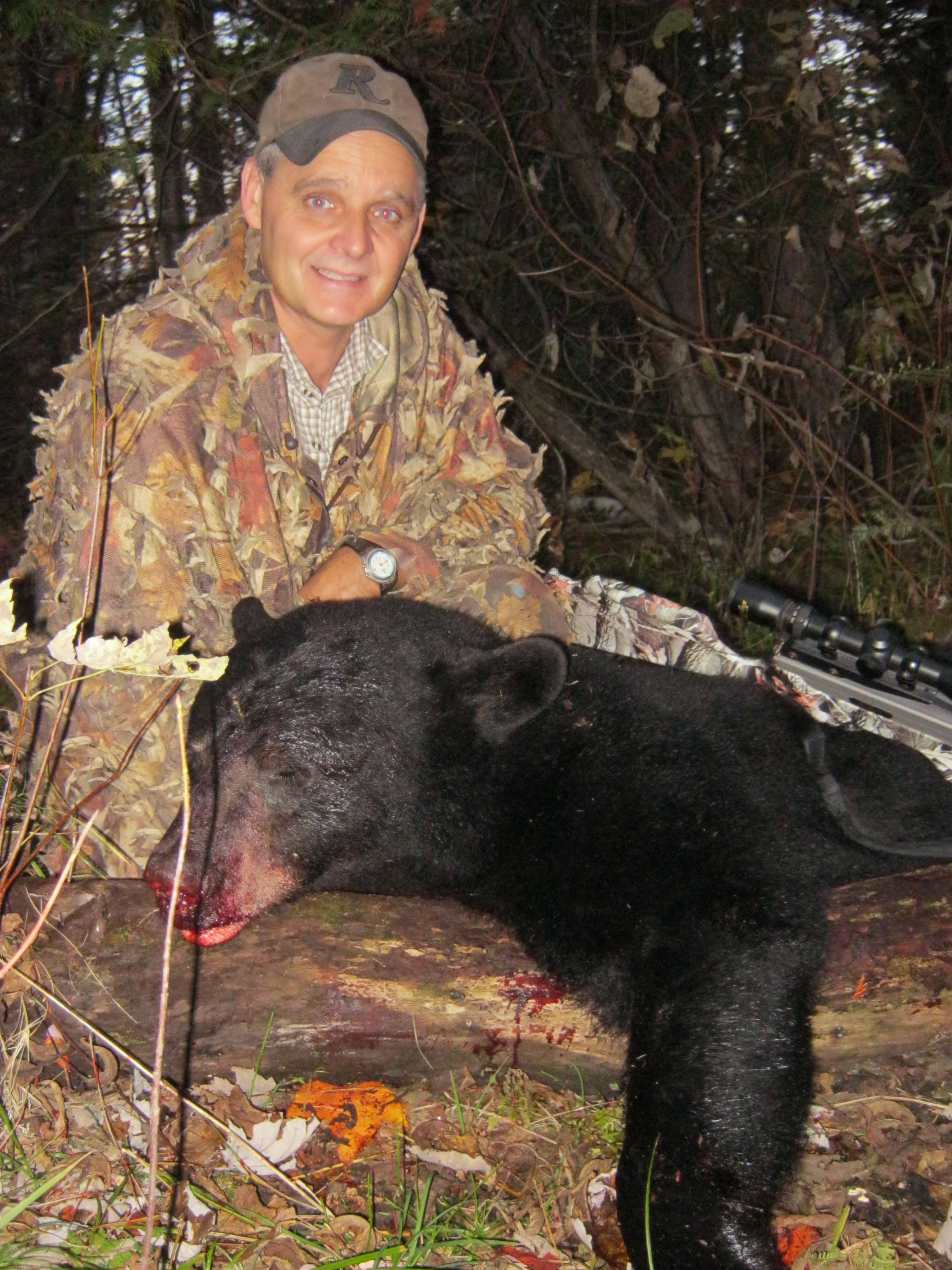 2011 Fall Bear Hunt