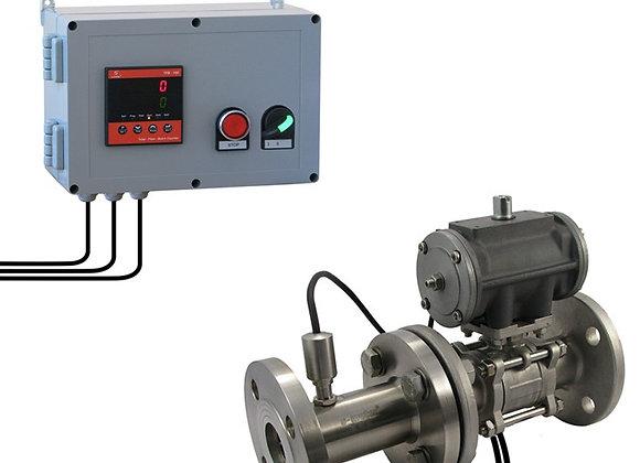 DN40 Paslanmaz Çelik Otomatik Sıvı Dolum Sistemi