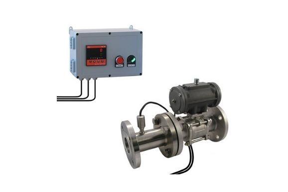 DN80 Paslanmaz Çelik Otomatik Sıvı Dolum Sistemi