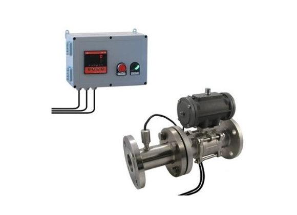 DN65 Paslanmaz Çelik Otomatik Sıvı Dolum Sistemi