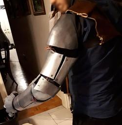 Robot sleeve 2