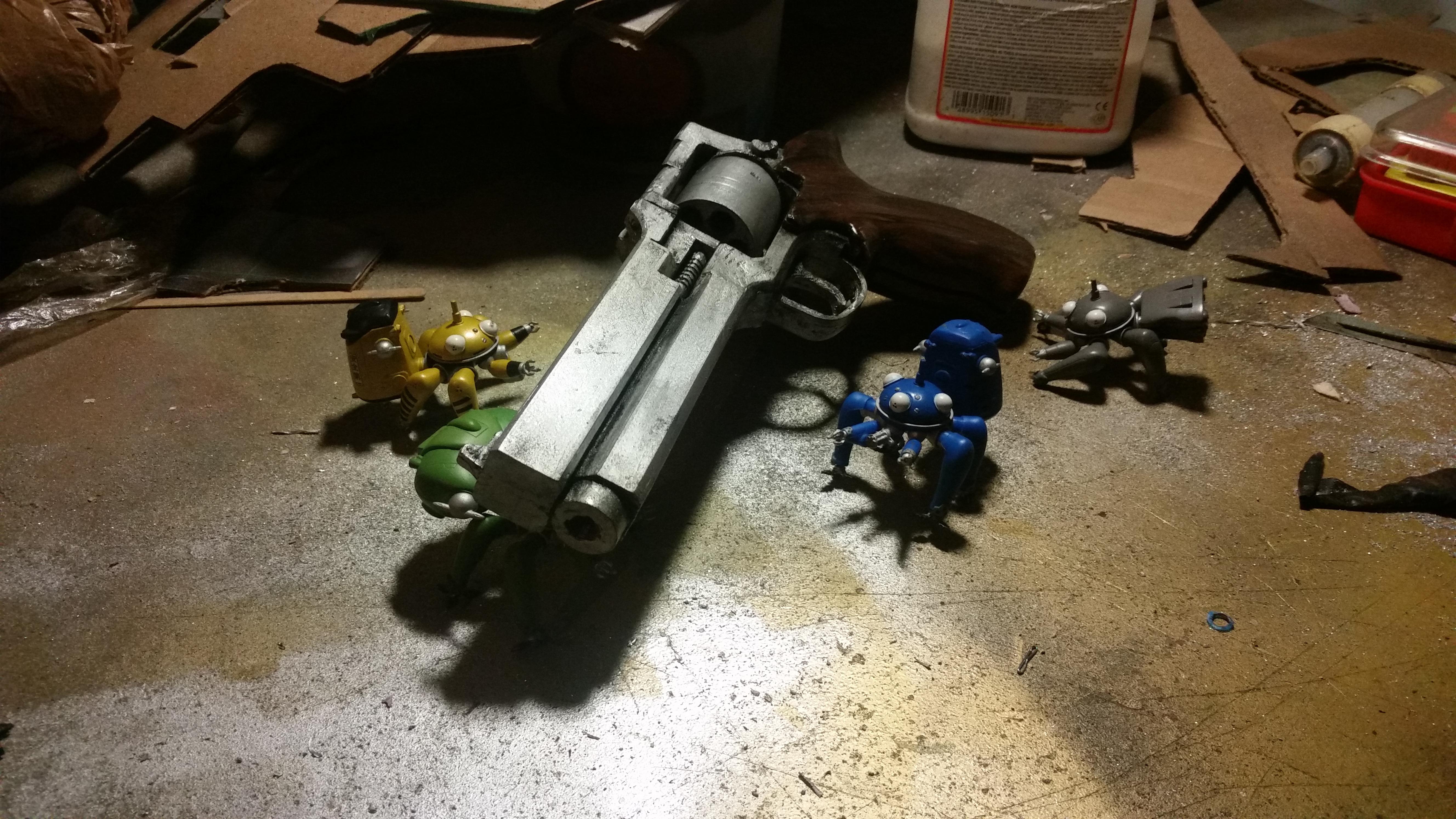 Togusa's Revolver