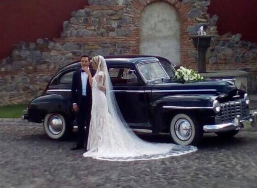 Renta de vehículos clásicos