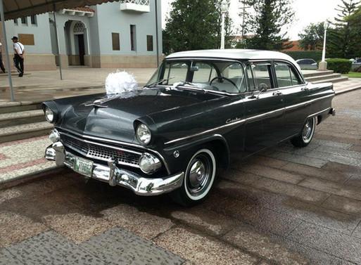 Alquiler de autos clásicos para eventos