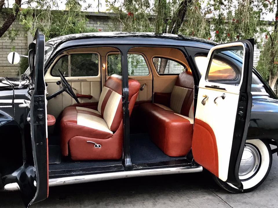 Alquiler de carros clásicos