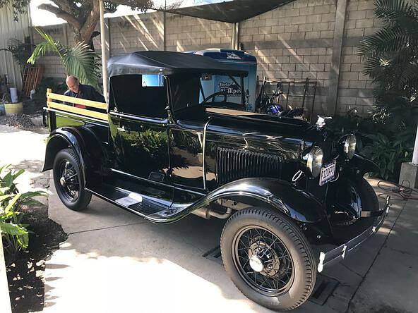 Alquiler de autos clásicos