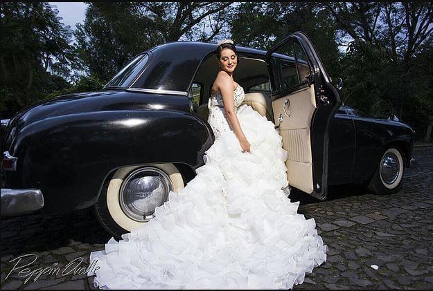 Autos clásicos para eventos en Guatemala