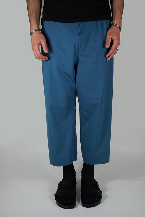 'Cosmos Blue' Stretch Trouser