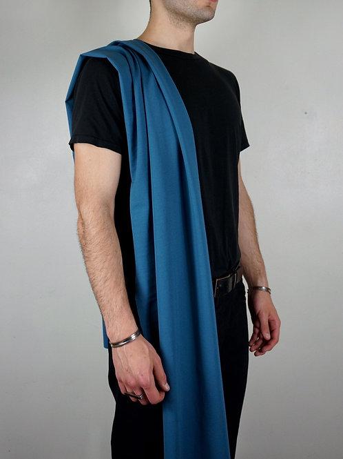 'Cosmos Blue' Shawl
